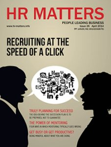 HR Matters Magazine | April 2014