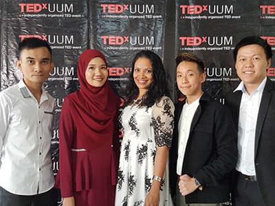 Rowena Morais - Become an influencer - TEDx UUM March 2018