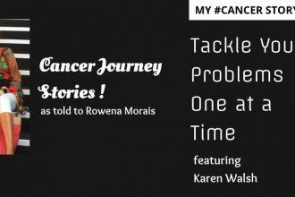 My #cancer story - Karen Walsh