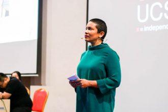 RowenaMorais - TEDx UCSI March 2019