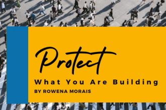 Rowena Morais - Protect What You Are Building