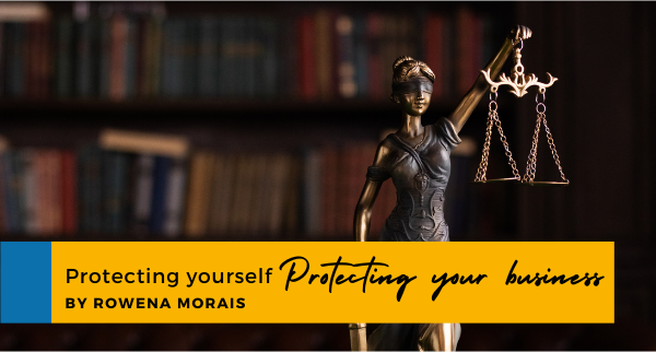 Thrive presents Protecting Yourself Protecting Your Business